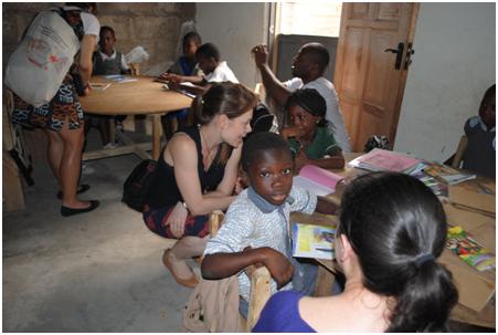 VPWA Volunteer Rachel Carter Shares Her Experience