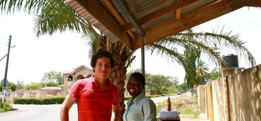 Volunteer Report: Hugues Le Chevallier (Microfinance)